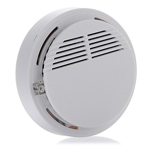 Generic Home Security System Wireless Smoke Detector Fire Alarm