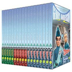Gerry Anderson Collection (Complete 18 Disc Box Set)