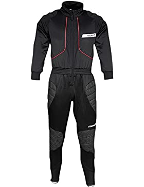 Reusch Kids Highbury Junior de Portero Jumpsuit Mono, Infantil, Torwartoverall Highbury Goalkeeper Overall Junior...