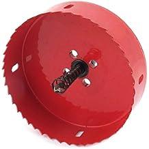 En bois de fer 110 mm foret Twist Scie cloche bimétal