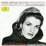 Penderecki: Violin Concerto No.2/Bartók: Violin Sonata No.2
