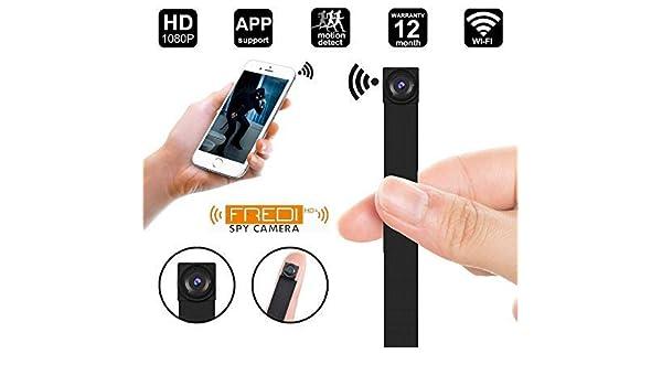 Mini WIFI 4K HD Spy Hidden IP Camera Wireless DIY Module DV DVR NVR Nanny Cam