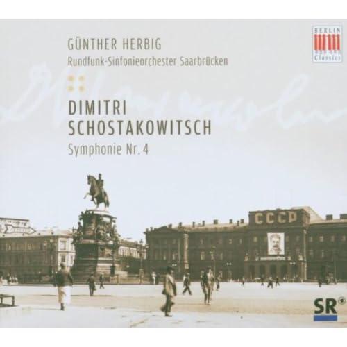 Schostakowitsch: Symphony No. 4, Op. 43 in C Minor
