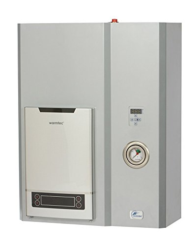 Elektrokessel Zentralheizung 4, 6, 9 oder 12 kW + Durchlauferhitzer 15 kW 400V Fußbodenheizung Therme Warmwasservorbereitung (9 kW)