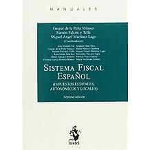 SISTEMA FISCAL ESPAÑOL: Impuestos estatales, autonómicos y locales