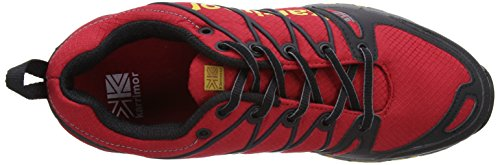 Karrimor  Pyramid II, Chaussures de trail/course à pied homme Rouge - rouge