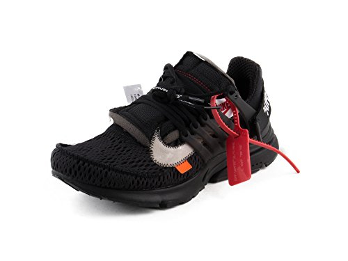 Nike Air Presto x Off White - Black/White-Cone