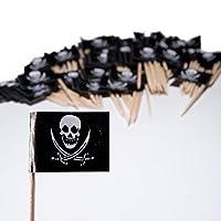 Century Novelty Deluxe Pirate Flag Picks