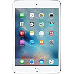 Apple iPad Mini 4 WiFi 16 Go Argent (Reconditionné)
