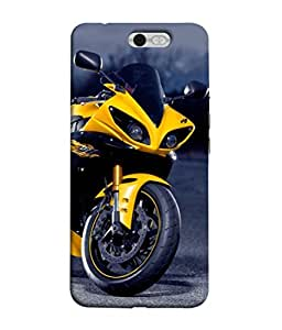 Digiarts Designer Back Case Cover for InFocus M812 (Vehicle Dream Vacation Trip Ride)