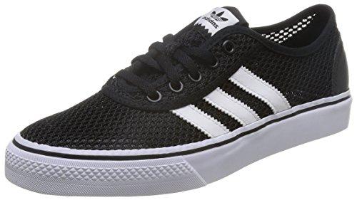 adidas Herren Adiease Clima Low-Top, Schwarz (Core Black/Ftwr White/Core Black), 42 EU (Adidas Clima Schuhe)