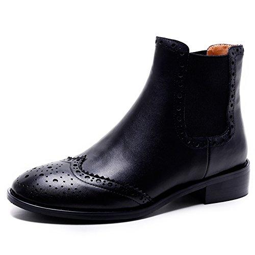 moda-stivali-in-inghilterra-carved-hollow-stivali-flat-casual-in-pelle-stivali-scarpe-a-lunghezza-pi