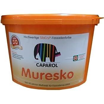 caparol muresko silacryl 12 500 l baumarkt. Black Bedroom Furniture Sets. Home Design Ideas
