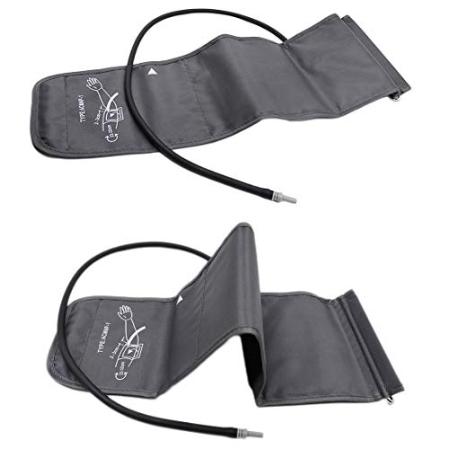 ihen-Tech Tragbare 22 cm-32 cm die Manschette von Blutdruckmessgerät Blutdruck Arm Manschette Rohr Tonometer Gesundheitswesen