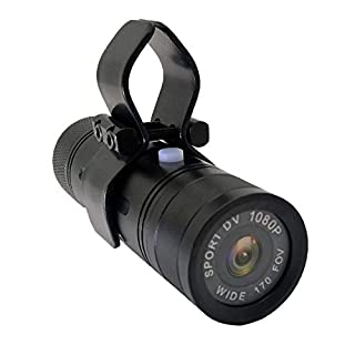Ablebro Shotgun Camera, Action Video Camcorder For Hunting and Clay Shoot 1080P Waterproof light weight