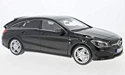 Mercedes CLA Shooting Brake (X177), schwarz, 2015, Modellauto, Fertigmodell, Norev 1:18