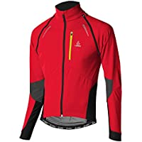 "Löffler BIKE ZIP-OFF-JACKE SAN REMO"" WS LIGHT Softshelljacke Herren"