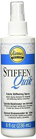 Aleene's Stiffen-quick Stoff-Versteifungs-Spray (113ml) (Aleenes Papier)