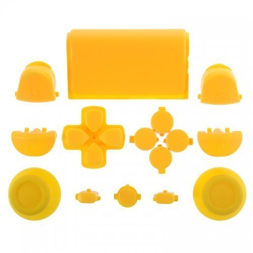 PS4Playstation 4Controller Button Modding Set Buttons Thumb