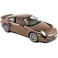 Norev Porsche 911 Turbo 2010 Brown Metallic 1 Color 18 Coche stradali ...