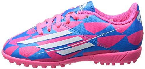 Adidas F5TF J Bottes Rose