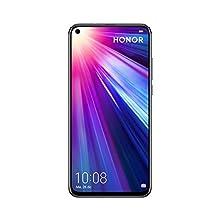 "Honor View20 Smartphone 6.4"", 6 GB, 128 GB, Doppia SIM 4G, 4000 mAh, Nero"