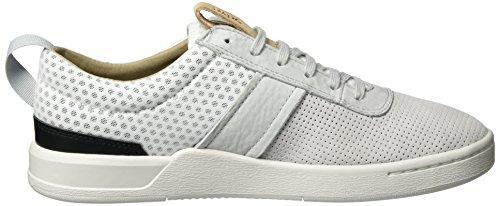 Ohw? Brooke, Sneaker Basse Uomo Grau (gris Glacier / Blanc)