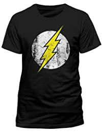 Hommes - Official - The Flash - T-Shirt