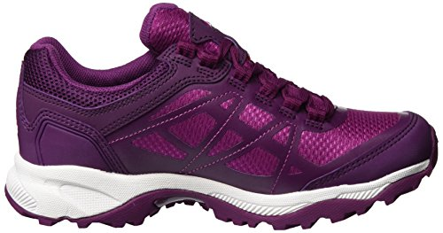 Viking Unisex-Erwachsene Quarter III GTX Outdoor Fitnessschuhe Pink (Plum/Dark Pink)