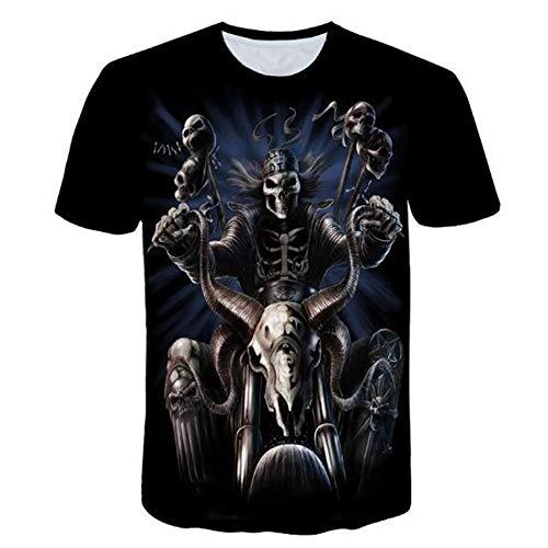 Sommert-shirtMännersommer-beiläufige Tarnungs-Druck-mit Kapuze ärmelloses T-Shirt Spitzenweste,3D Digitaldruck-3 schwarz-A 3XL Wolverine Ridge