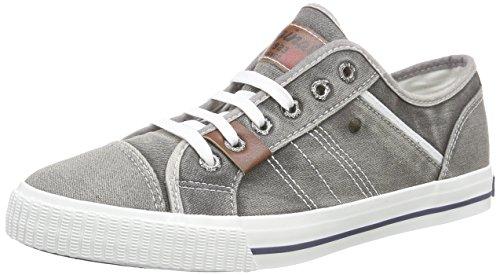 H I grey washed S Grau 037 Low Ct17 Herren Top UUrAwdqx