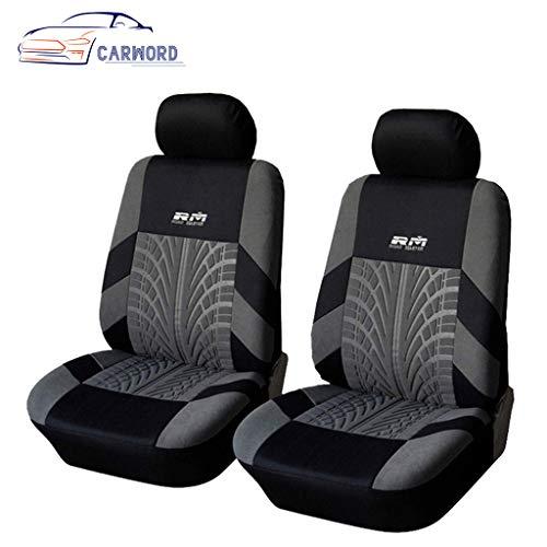 Coprisedili anteriori anteriori Universali Accessori interni protettivi di protezione Airbag lavabile compatibile per auto, SUV e camio