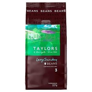 Taylors of Harrogate Lazy Sunday Coffee Beans, 227g