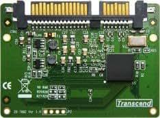 Transcend TS8GSSD25H-M Half Slim 8GB interne Solid State Drive (6,4 cm (2,5 Zoll), SATA)
