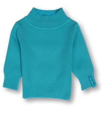 Mini Minors Turqoise Jumper, Knitwear, Baby girl, 6-12 months