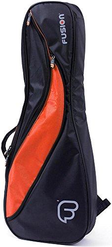 Fusion Bags F4 Tenor Ukulele Gigbag Orange -