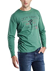 Pioneer Longsleeve, T-Shirt Manches Longues Homme