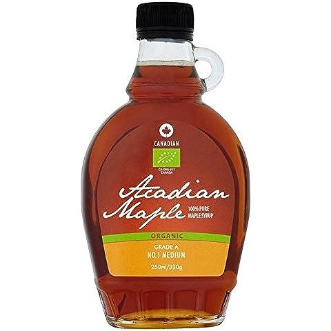 Acadian Maple Organico Sciroppo D'Acero Medio
