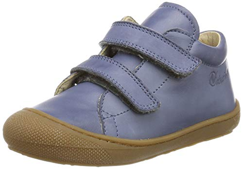 Naturino Unisex-Kinder Cocoon Vl Gymnastikschuhe Blau (Celeste 001201290401) 25 EU