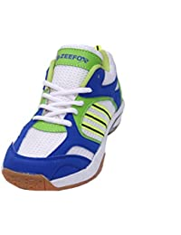 Zeefox 3300F Men's PU Badminton Shoes (FREE DELIVERY)