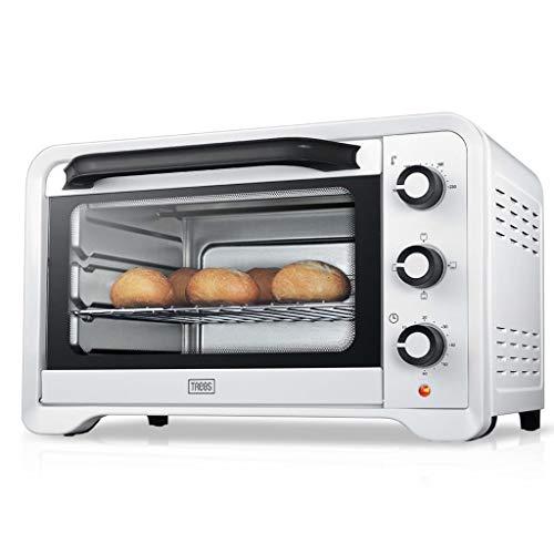 Trebs Mini Forno con 3 funzioni, 28 l, 1600 W, Forno per Pizza