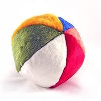 Fluff & Tuff Plush Beachball Dog Toy