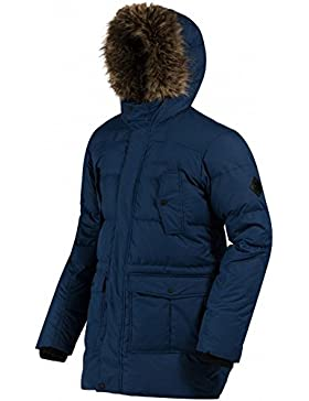 Regatta Mens Andram II Water Resistant Breathable Down Walking Jacket