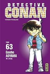 Détective Conan Edition simple Tome 63