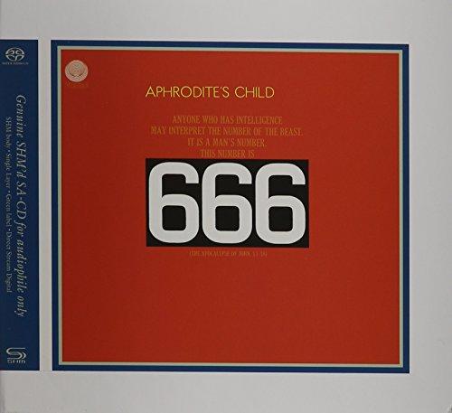 666 [Cardboard Sleeve (mini LP)] [SHM-SACD]