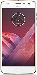 Moto Z2 Play (Fine Gold, 64 GB) (4 GB RAM)