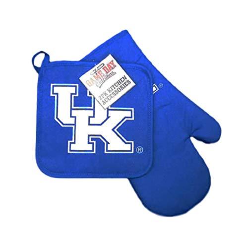 Jenkins Enterprises Kentucky Wildcats Ofenhandschuh und Topflappen Köche Mitt