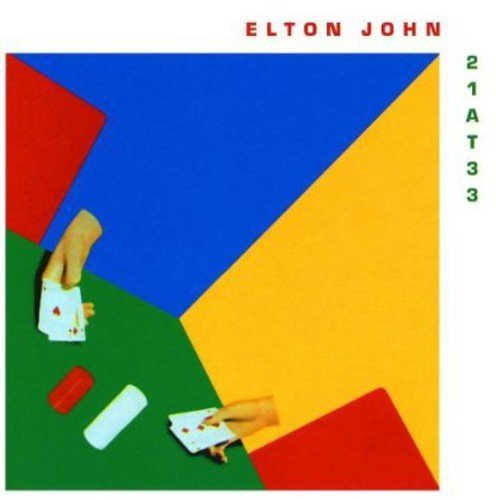 Elton John: 21 at 33 (Audio CD)