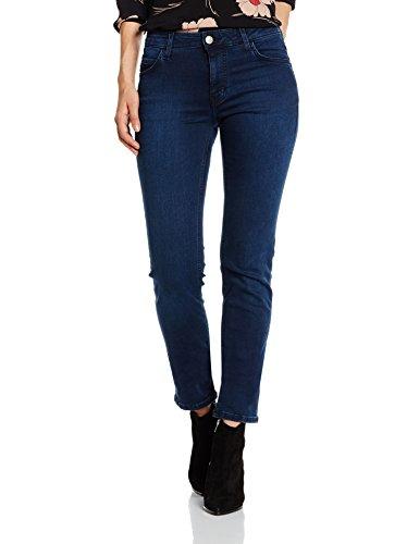 Mustang Damen Jeanshose Sissy Slim, Blau (Stone 070), W32/L34