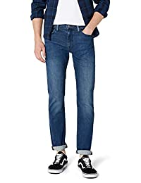 Levi's 511 Slim Fit Amazon Exclusive, Vaqueros para Hombre, Azul (Sooty Ember), W32/L32